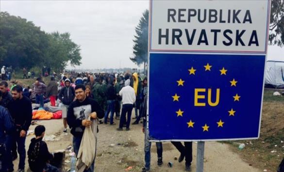 Невладините од Словенија бараат да се спречи враќаето на мигрантите во Хрватска