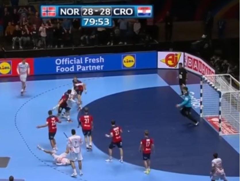 (ВИДЕО) Хрватска е финалист: Муса од пикерска позиција им го донесе големото финале