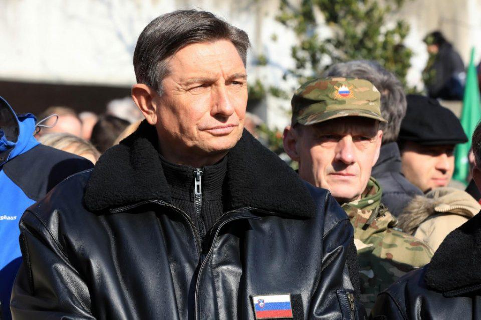 Пахор: Враќањето на војниците од Ирак не наштети на угледот на Словенија