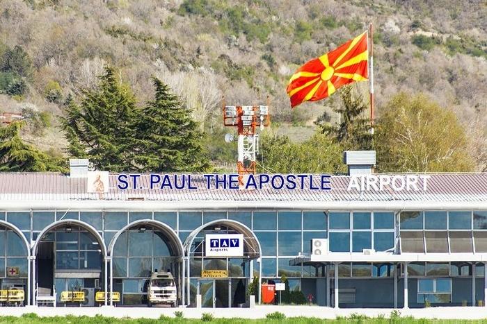 На охридскиот аеродром се уште нема термална камера, а утре пристигнуваат патници од Милано