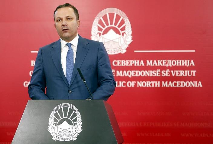 Спасовски: Без донесени закони нема распуштање на Собранието