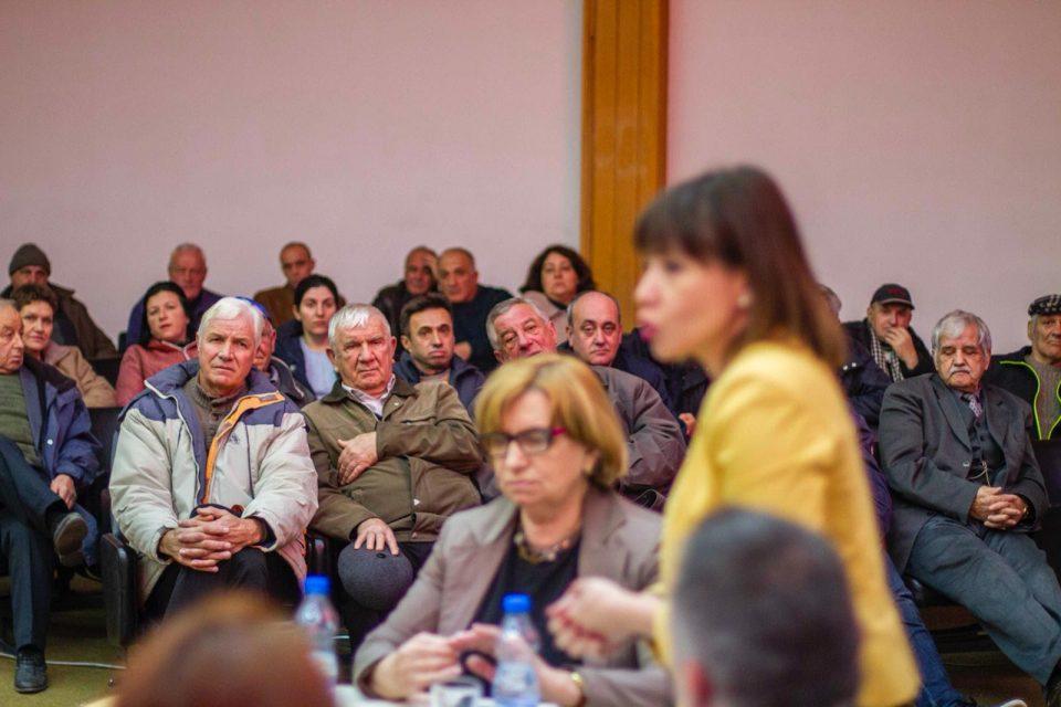 Царовска и Шкријељ: Пензијата во февруари ќе биде повисока за 700 денари