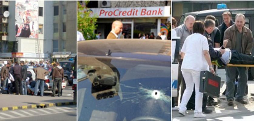 По 11 години бегство зад решетки уште еден од ограбувачите на Прокредит Банка