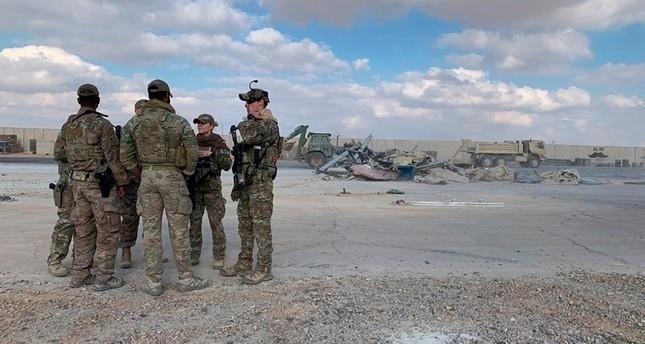 Ракета паднала во база со американски војници во Ирак
