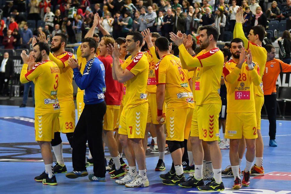 Македонските ракометари ги добија противниците за квалификациите за ЕП 2022