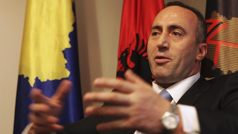 Харадинај: Авиолинијата со Белград нема да значи укинување на таксата од Србија