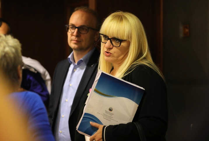Дескоска: Законот за ОЈО е обид да се зголеми бројот на обвинителите кои гонат висока корупција