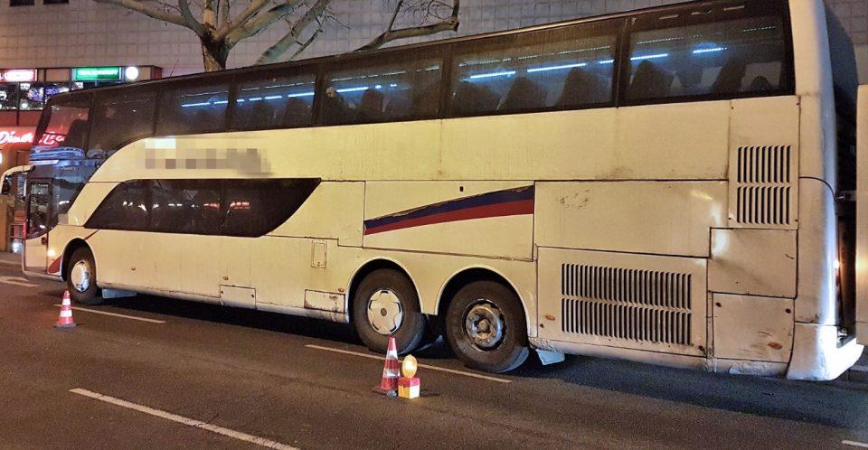(ФОТО) Берлинската полиција сопре српски автобус и остана шокиранa