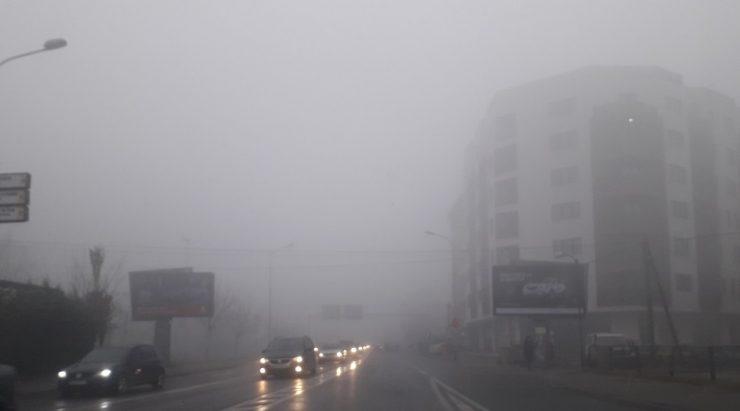 Скопје во петте најзагадени градови во светот