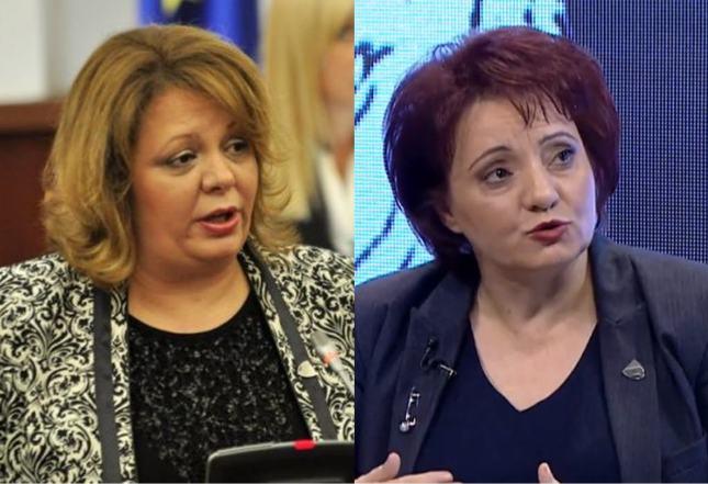 Јанева до Стефанова: Ти си ороспија