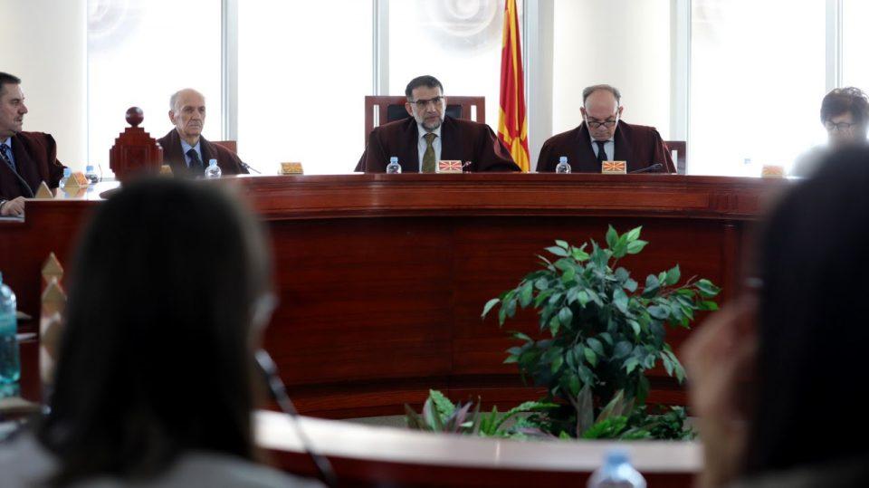 Уставен суд: Поништената аболиција на Иванов е уставна и законска
