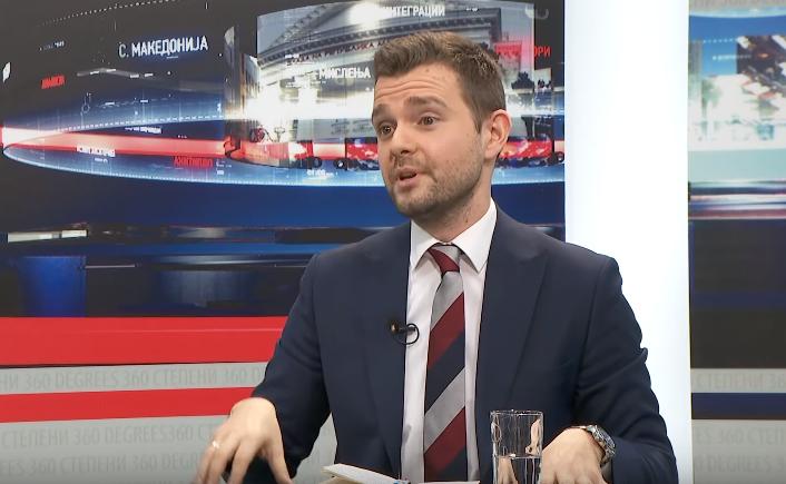 Муцунски: Ако има вистинска желба од СДСМ, уште следната недела ќе се договориме за законот за ЈО
