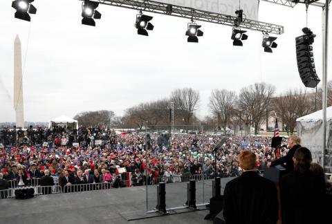 Трамп: Неродените деца никогаш немале посилен заштитник во Белата куќа