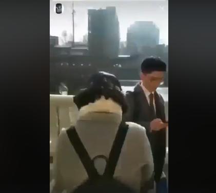 (ВИДЕО) Група азиски туристи мета на расистички напад во центарот на Скопје