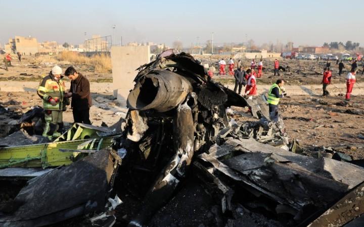 Ирански генерал ја презеде одговорноста за уривањето на украинскиот авион