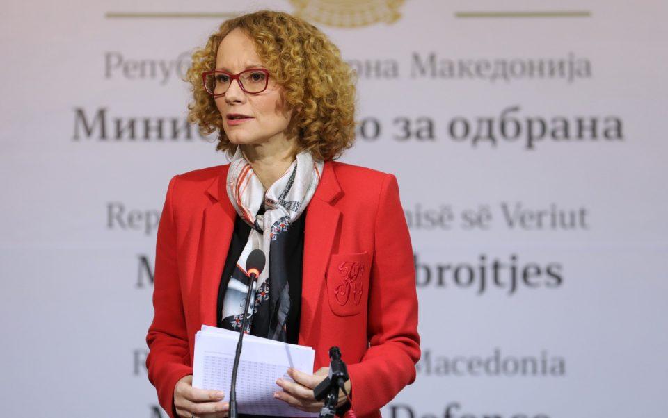 Шекеринска: Разочарани сме што Бугарија не даде поддршка да почнеме преговори со ЕУ