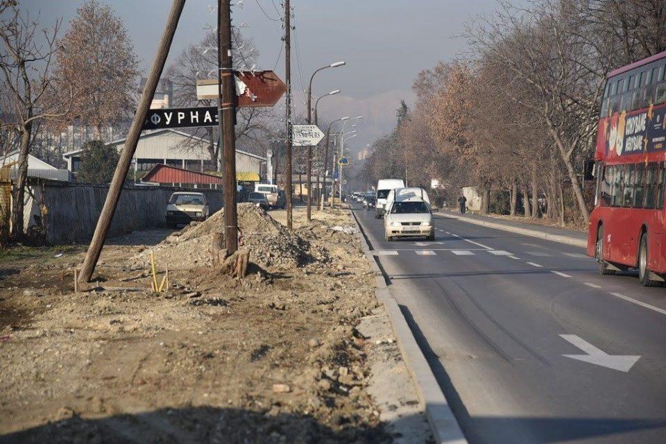 Со велосипедски патеки се поврзуваат Маџари и Ченто со останатиот дел од градот