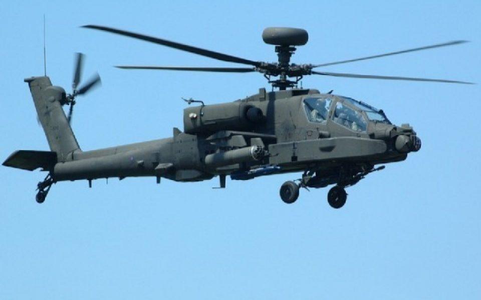 Девет лица загинаа при пад на хеликоптер во Турција