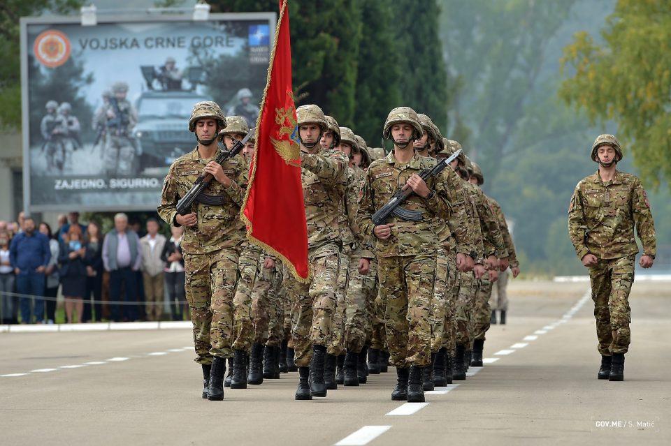 Црна Гора повторно повикува на доброволно служење воен рок
