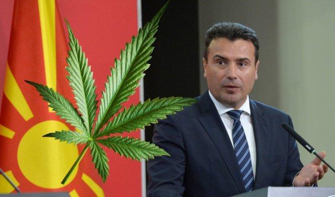 """ВМРО-ДПМНЕ: Аферата """"Канабис милиони"""" на Заев покажува инфлација од лиценци на фирми блиски до власта"""