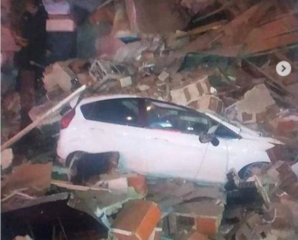 (ВИДЕО) Нови детали за силниот земјотрес во Турција: Има срушени згради и загинати!