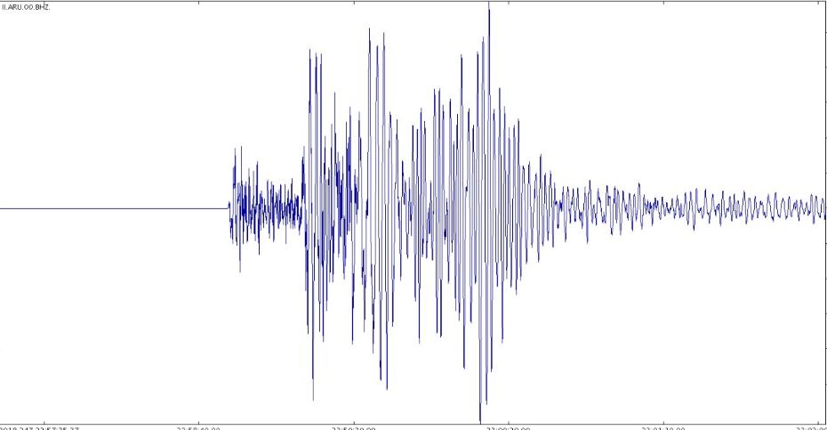 Eпицентарот во Албанија: Почувствуван земјотрес во Дебарско