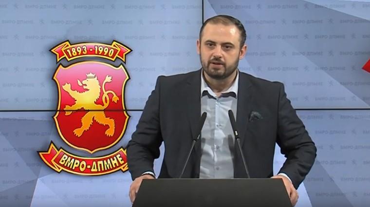 Ѓорѓиевски: Заев е главата на октоподот и шефот на мафијата во Македонија