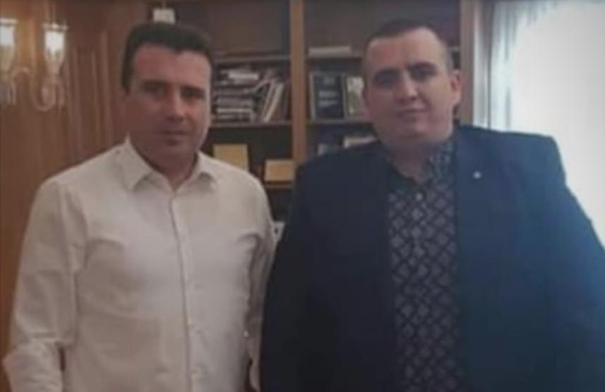 (ФОТО) Полицијата уапси познат криминалец близок до Заев и Спасовски!