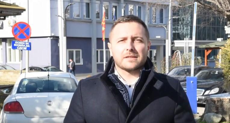 """Арсовски: СДСМ и Заев  доделиле над 2 милиони евра тендери на """"Еко Клуб"""""""