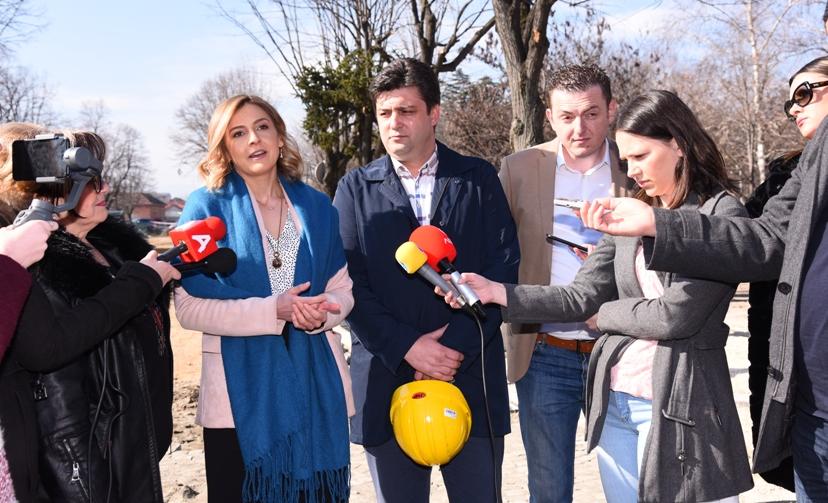 Ангеловска: Имаме над 80% реализација на капиталните инвестиции