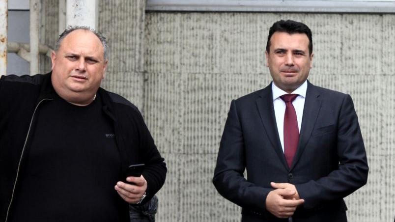 Ване Андреев за средбата со Кичеец: Тоа е друг адвокат, не сум јас