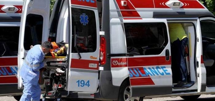 Прегазено дете на улица, со тешки повреди пренесено на скопските клиники