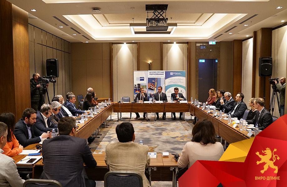 Мартенс: Коронавирусот ќе има делумно влијание на македонското стопанството