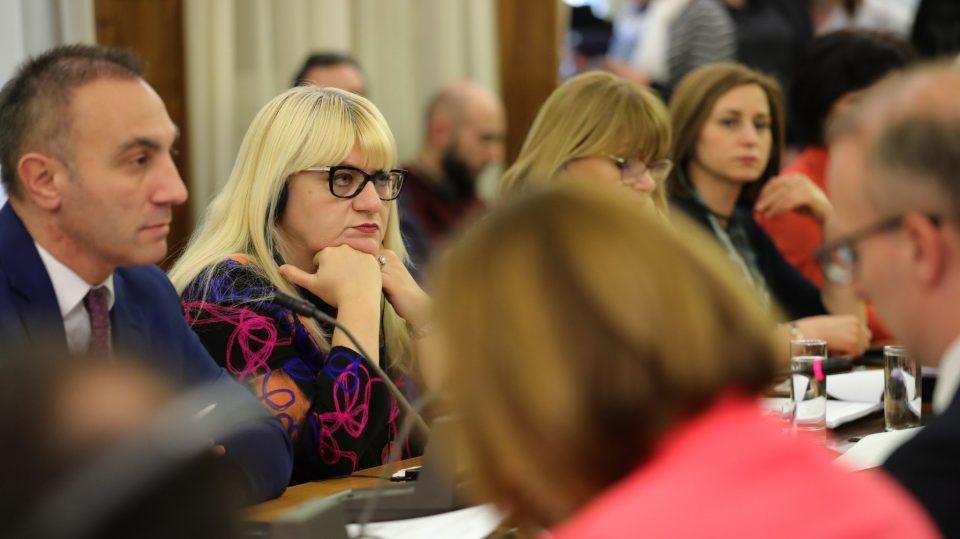 Дескоска очекува Собранието да го усвои законот за јавно обвинителство