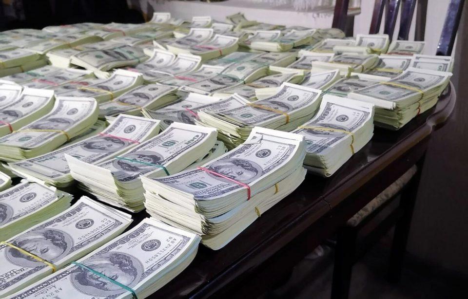 (ВИДЕО) Уапсени четворица Срби кои фалсификувале повеќе од два милиони долари