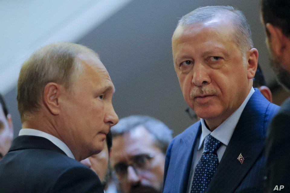 Ердоган: Анкара ќе им помогне на сириските бегалци да се вратат дома
