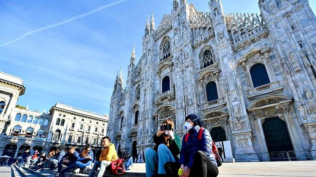 """Корона вирусот """"стави клуч"""" на музеите во Северна Италија"""