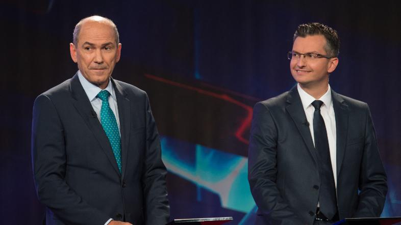 Партијата на Јанша се закани со тужба за словенечкиот премиер во оставка Шарец