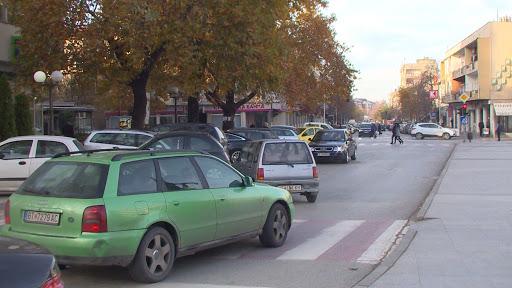 И во Кавадарци стартува зонско паркирање
