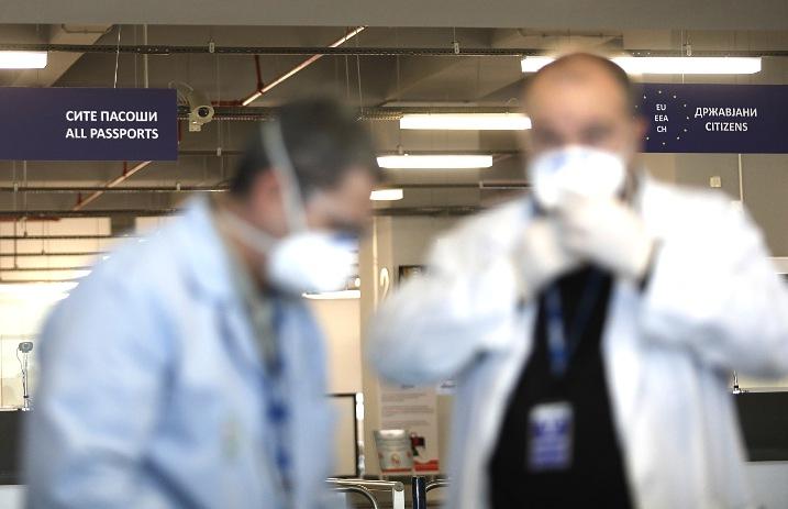 Полицијата обезбедува пет објекти во кои живеат лица што се во карантин поради сомнеж за корона вирус
