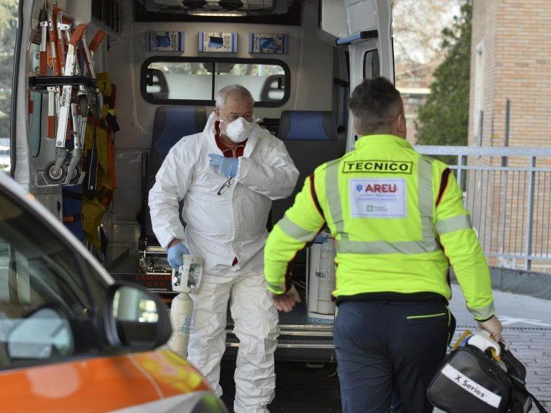 Регистириран вториот смртен случај од Ковид-19 во Хрватска