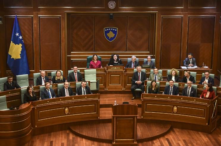 Косово во среда добива нова влада