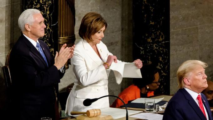 Пелоси реизбрана за претседател на Претставничкиот дом на САД