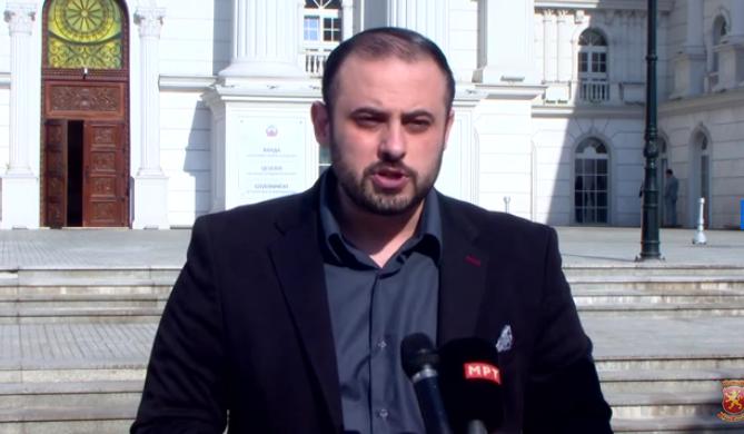 Ѓорѓиевски до Спасовски: Прифатете го предлогот на Мицкоски, а не уредби за исплата на плати во СЈО