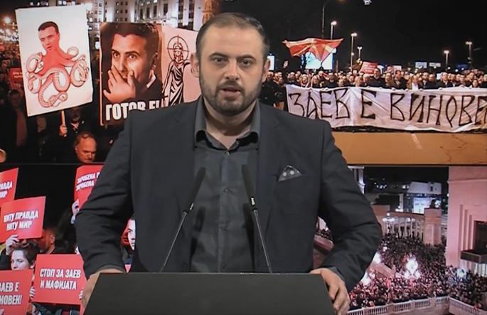 Ѓорѓиевски: СДСМ во однос на пандемијата целосно потрфли уште од самиот почеток