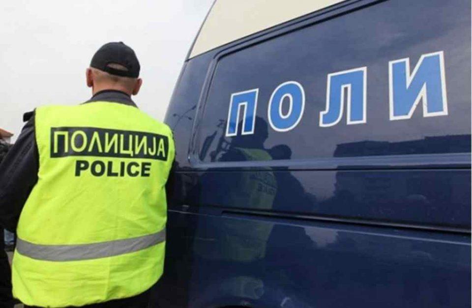 Уапсен маж во Кондово кој со пиштол им се заканувал на полициски службеници