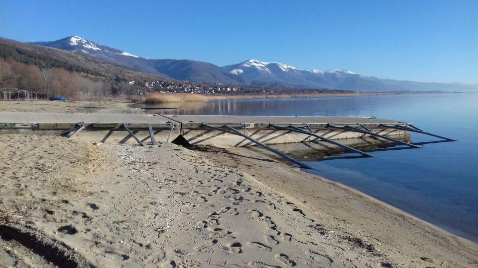 Се следи состојбата со Преспанското Езеро, тврдат од Екологија