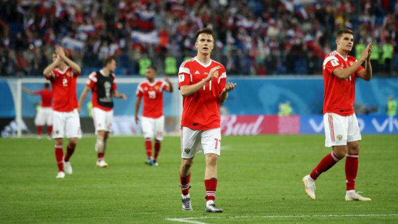 Руската фудбалска репрезентација суспендирана од СП во Катар во 2022 година?