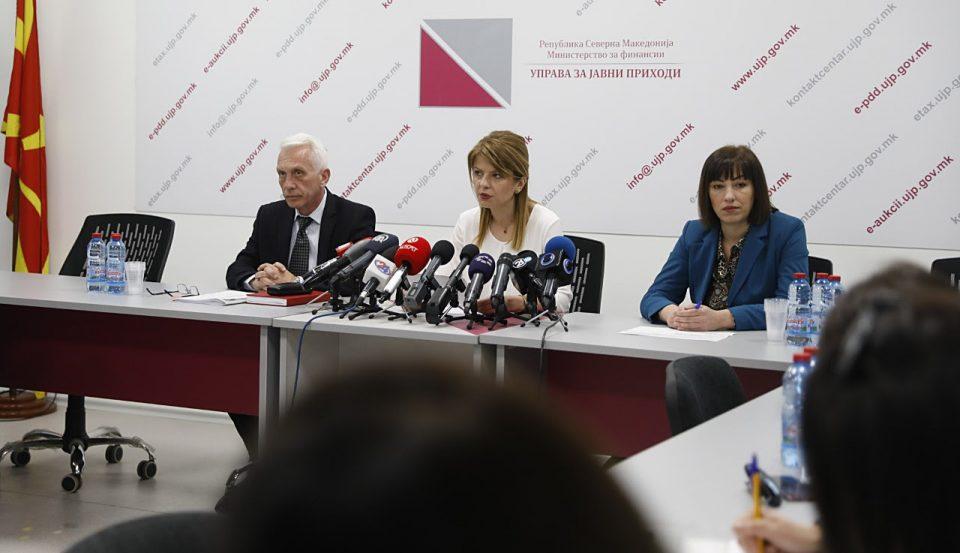 Скопјанка пријавила приход од  17 милиони евра, најмладиот милионер  е двегодишно дете