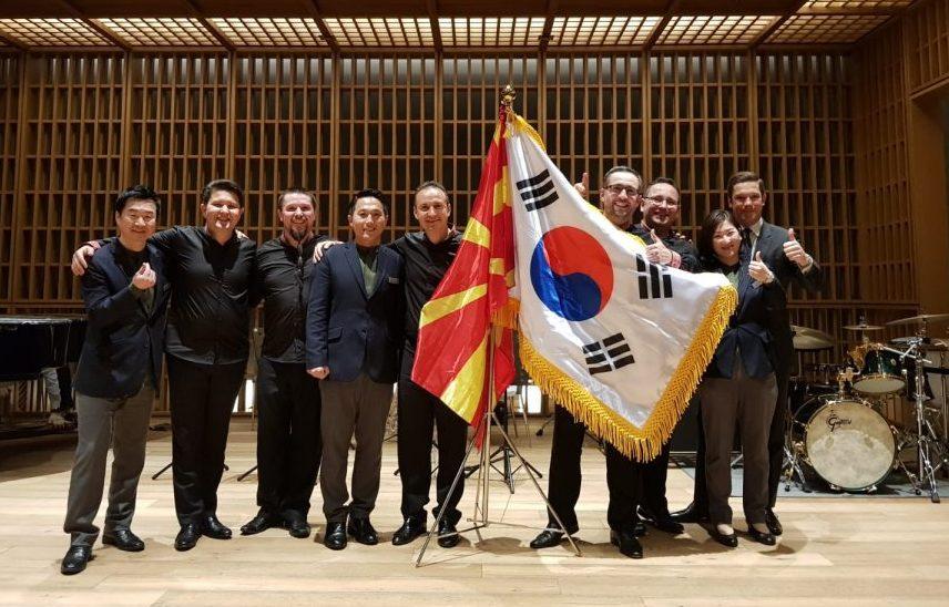Проследете го концертот на Симон Трпчевски во Јужна Кореја